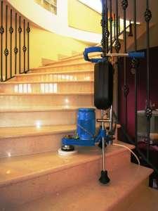 Шлифовка, полировка мраморных, гранитных полов, лестниц, стен, столешниц и др. - изображение 1