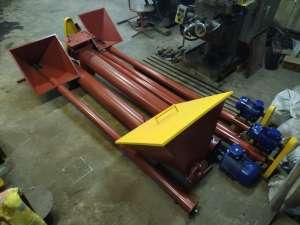 Шнековий транспортер, шнек (конвейер, винтовой, погрузчик) ШТС - изображение 1