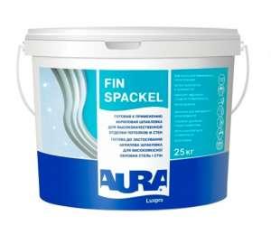 Шпактевка Aura Luxpro Fin Spackel. Акционная цена! - изображение 1