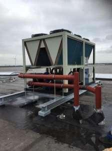 Экономия на горячей воде для ОСББ с тепловым насосом Folansi - изображение 1