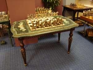 Эксклюзивные настольные игры - шахматы, шашки и нарды - изображение 1
