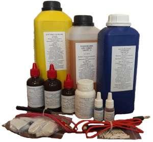 Электролиты для ювелирной и промышленной гальваники - изображение 1