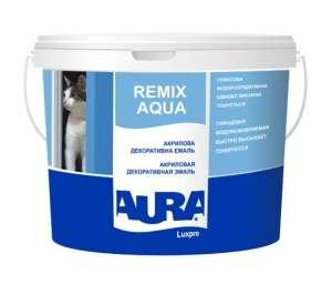 Эмаль AURA Luxpro Remix Aqua (Акционная цена!) - изображение 1