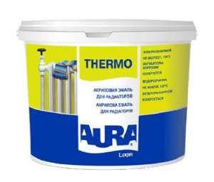Эмаль AURA Luxpro Thermo (для радиаторов), Акционная цена! - изображение 1