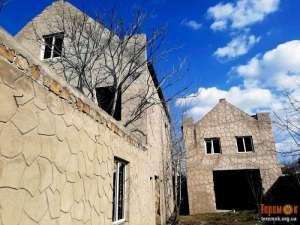 2-х эт. дом 2007 г., без отделочных работ. Район ЮТЗ - изображение 1