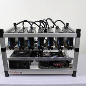 (GPU) ферма RX480 (8gb) - изображение 1
