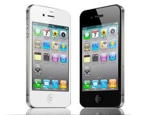 Iphone 4G Black/White - изображение 1
