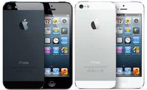 IPhone 5S Black/White - изображение 1