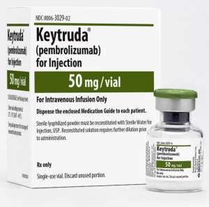 Keytruda (Кейтруда) 50мг для лечения меланомы - изображение 1