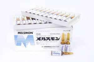 Laennec и Melsmon (Мелсмон) – плацентарные препараты от Японского производства - изображение 1