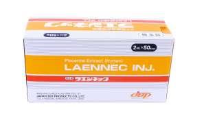 Laennec и Melsmon (Мелсмон) – плацентарные препараты Японского производства - изображение 1