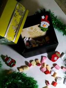 """Magic box Коробочка с предсказаниями """"Кусочки счастья"""" - изображение 1"""