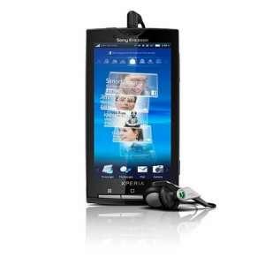 Sony Ericsson Xperia X10 (Black) - изображение 1