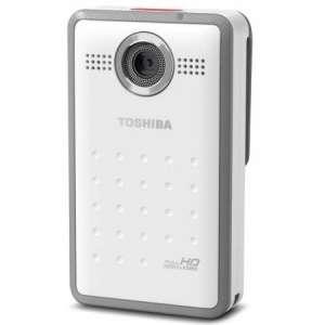 Toshiba Camileo Clip White - изображение 1