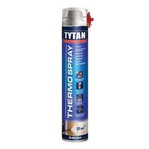 TYTAN THERMOSPRAY GUN Напыляемая полиуретановая теплоизоляция (проф) - изображение 1